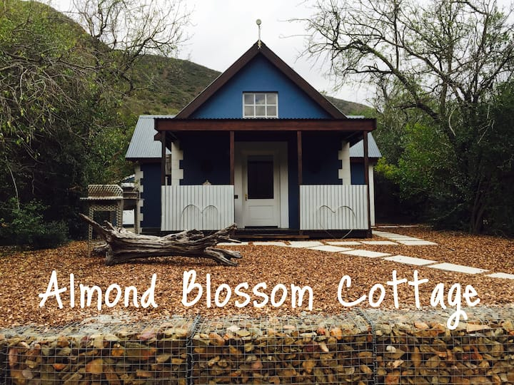 Almond Blossom Cottage For Two @Doornkloof