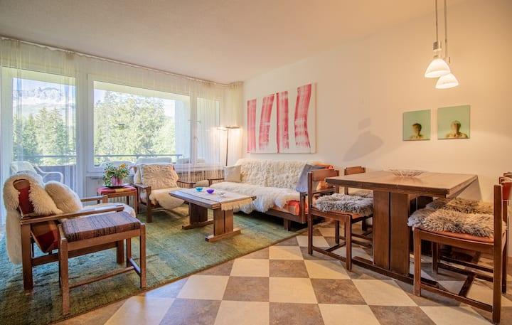 Rothornblick 11, Apartamento con vistas