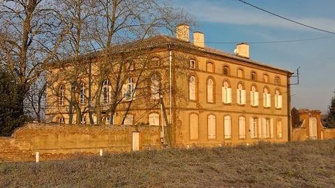 Het huis van Labastide