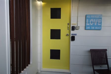 entry door is 820mm wide