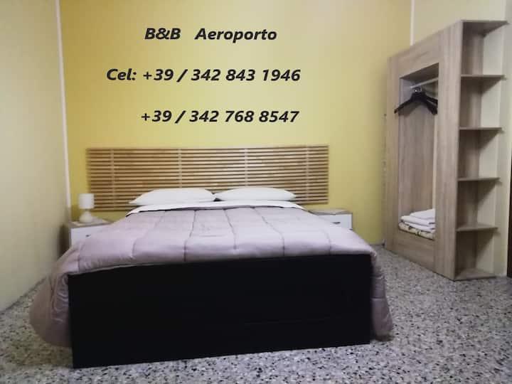 Room Low Cost BERGAMO Airport