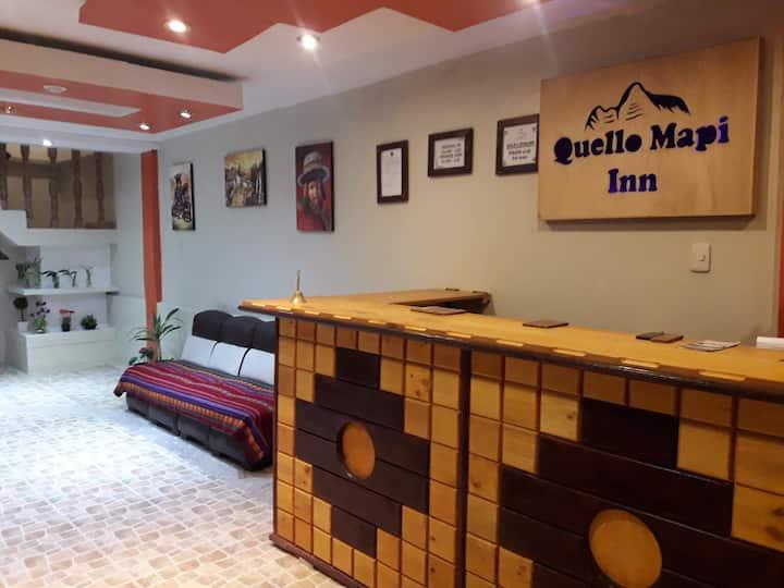 Quello Mapi Inn - Queen Bed.