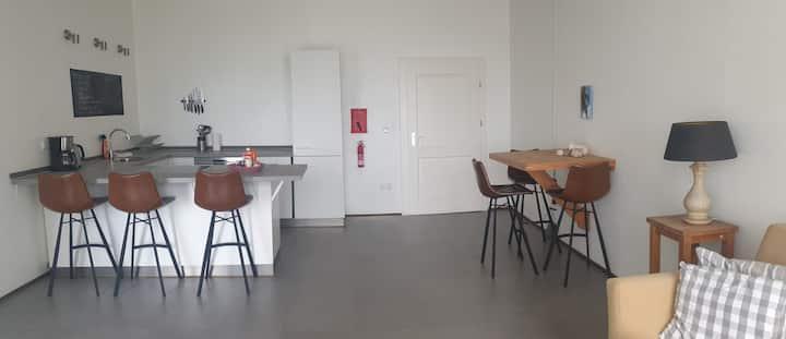 Apartment Whale