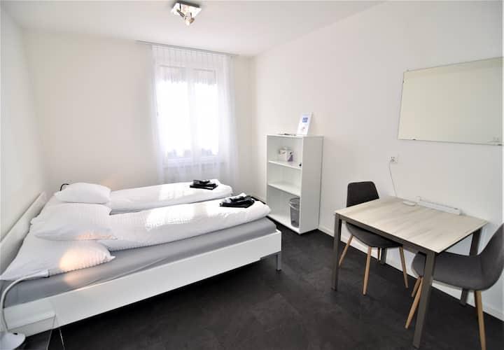 "Private rooms ""Schreckhorn & Wetterhorn"""