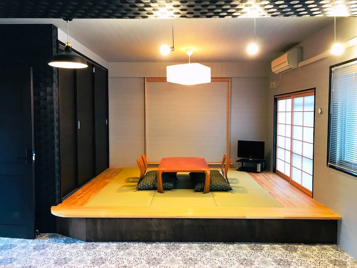 松亀ビル 502 -Matsuki Building - Seaside Mansion - 502