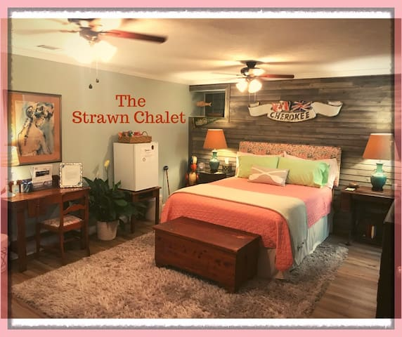 The Strawn Chalet