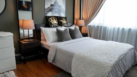 ֎ Modern Studio @ Summer Suites KLCC Bukit Bintang
