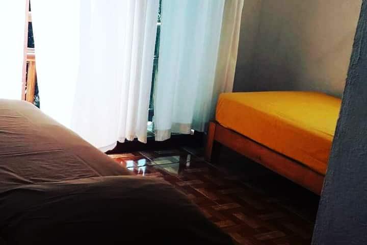 """Casa Yeè Lo Beè """" Habitación 2"""