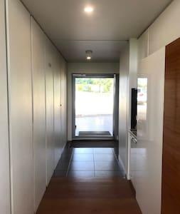 Hallways are greater than 90cm