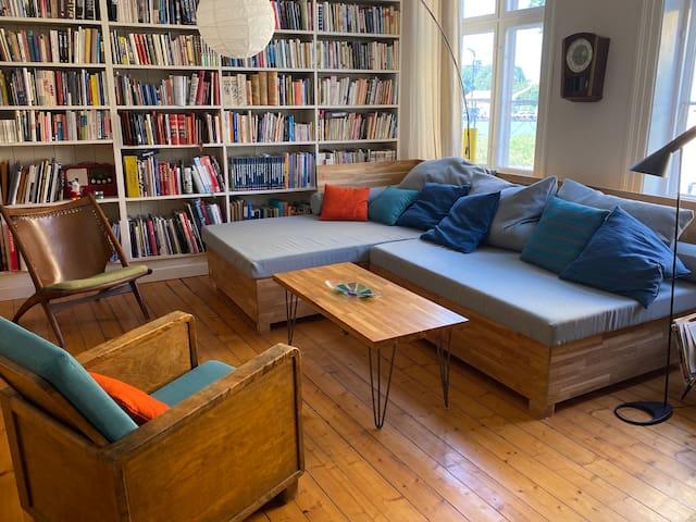 Moderne & retro i Gamlebyen, Fredrikstad