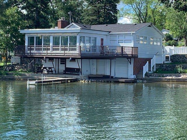Lily Lake Beach House