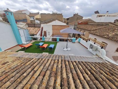 Casa Rural Los Pequeños (Monserrat)