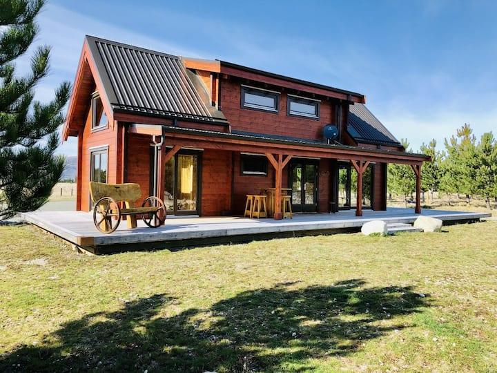 Ben Ohau Cabin