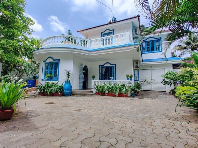 Villa Serenity Private Pool Villa in Lush Greenery