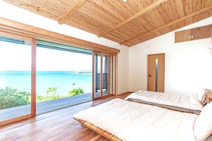 〝浜辺の茶屋〟朝食付き 静かな空間で心安らぐひとときを ヴィラさちばるA棟