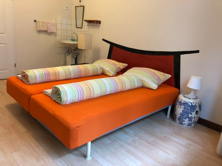 Doppelzimmer im BerlinerBed&Breakfast