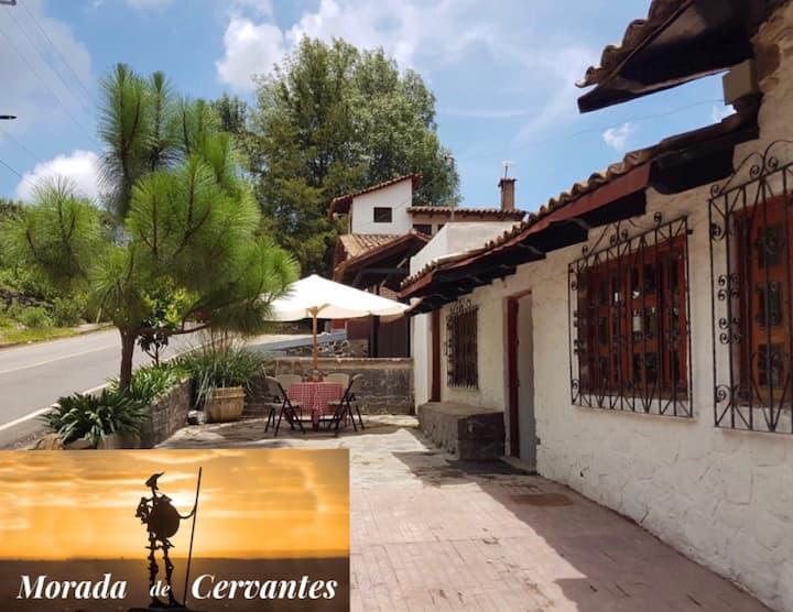 Morada de Cervantes