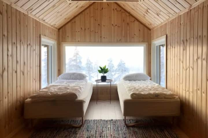 Hemsedal Ski&Summer Cabin w/ Lake View. Sleeps 12!