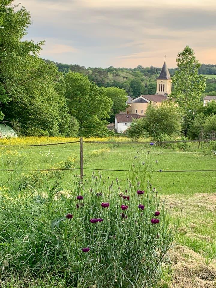 Green house in the heart of Périgord