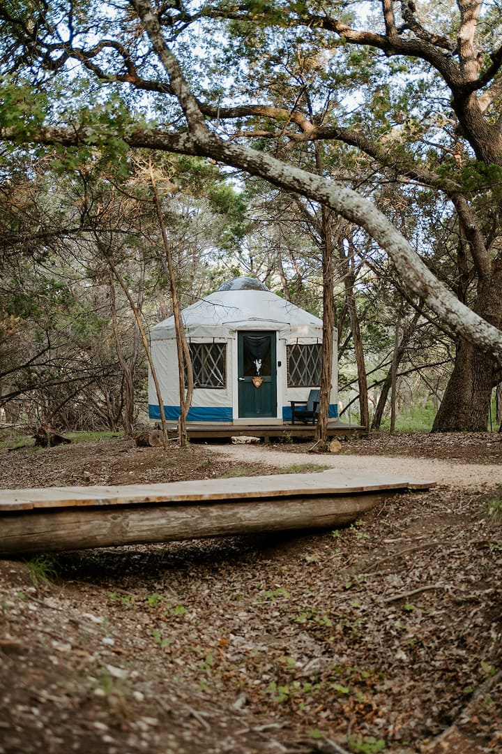 Lucky Arrow Retreat - Yurts