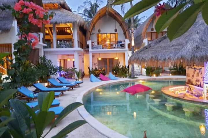Coco Cabana Deluxe Double Room 1