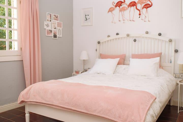 Blonski-Pink Flamingo