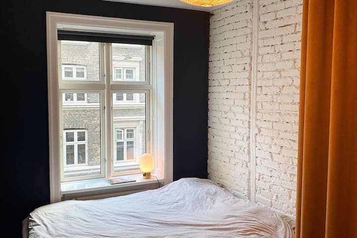 Bedroom upgraded in 2020
