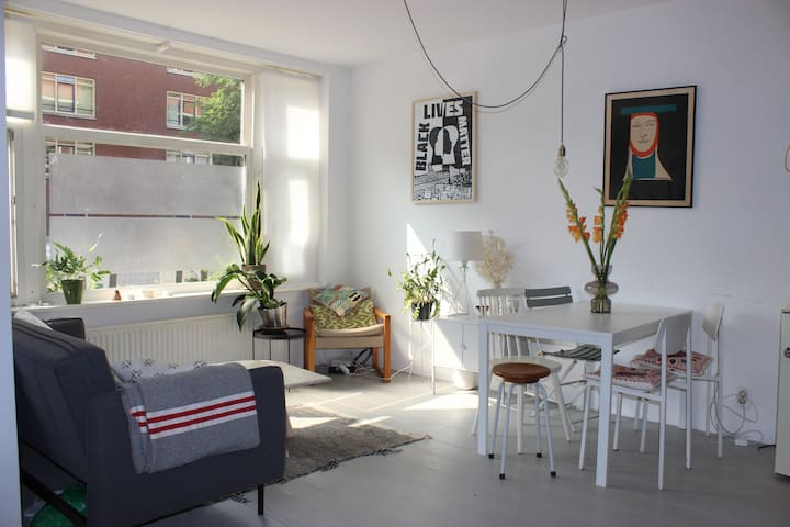 Cute and cosy ground floor well designed flat