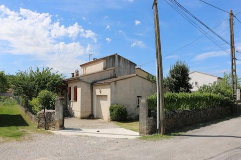 Villa T3  veranda, garden, Vinon/Verdon - CEA/ITER