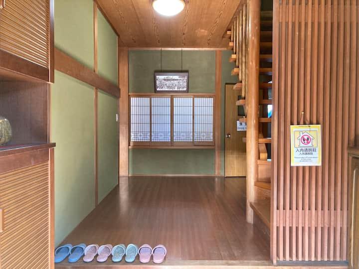 民泊Yagi「伊勢志摩観光に最適の家」★Go to トラベル参加施設