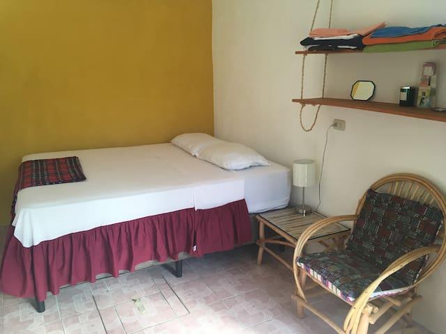 """Bedroom """"Habitacion Estrella""""  (1st floor)"""