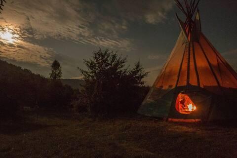 Tipi印度帐篷