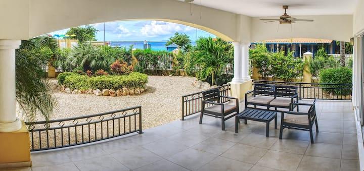 Bonairechoice oceanfront apartment