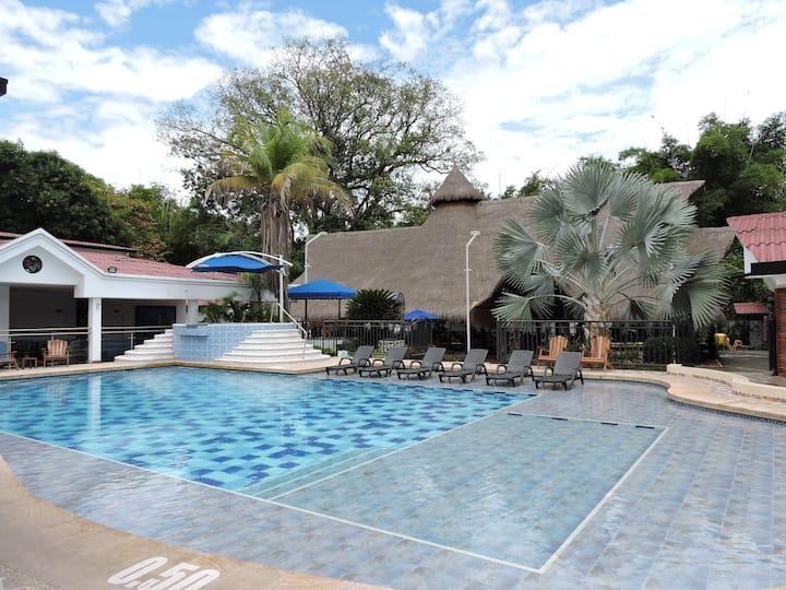 Habitación II Doble Hotel Melgar Villa Valeria