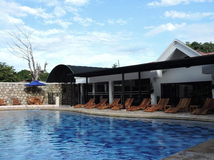 Habitación I Cuadruple Hotel Melgar Villa Valeria