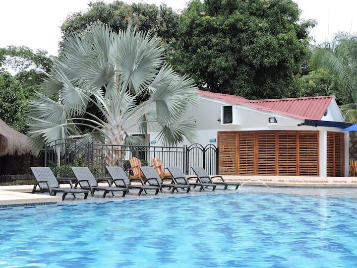 Habitación I Doble Hotel Melgar Villa Valeria