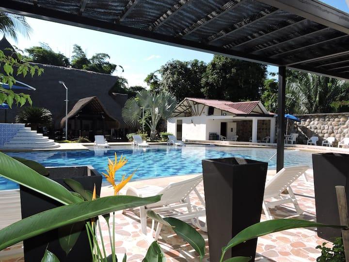 Habitacion Individual Hotel Melgar Villa Valeria