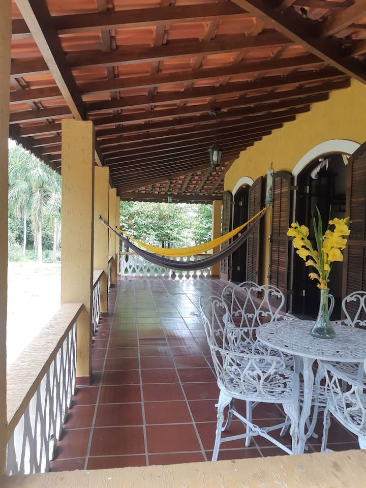 Beautiful ranch surrounded by nature close to SP