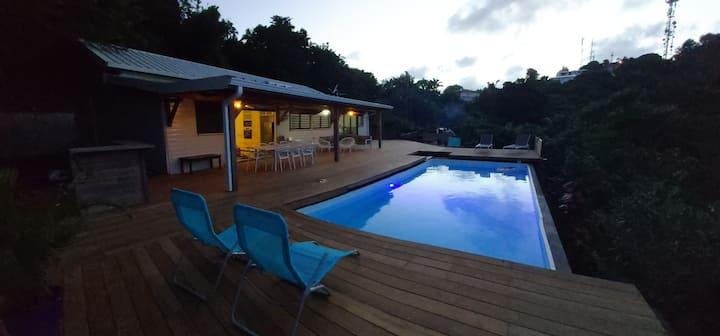 Villa de la caravelle-Tartane