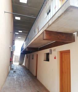 acceso a las habitaciones