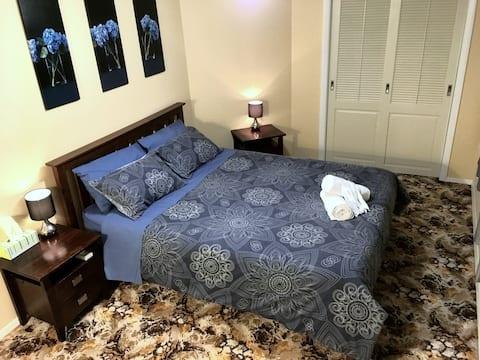 Private, quick, easy & comfortable