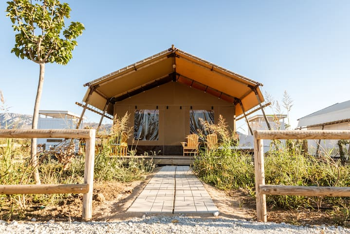 ||SAILS ON KOS|| Glamping Tent *Free Breakfast*