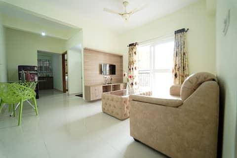 Premium 1 bedroom in JP Nagar P3