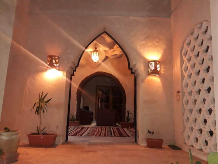 Résidence luxueuse Dar el Bacha Djerba