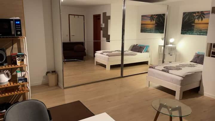 Familiäres Einlieger-Apartment im Souterrain