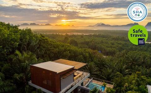 Ao Luek Panoramic Pool Villa No.3