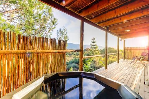 Steenbok Farm Cottages- Steenbok cottage,hot tub