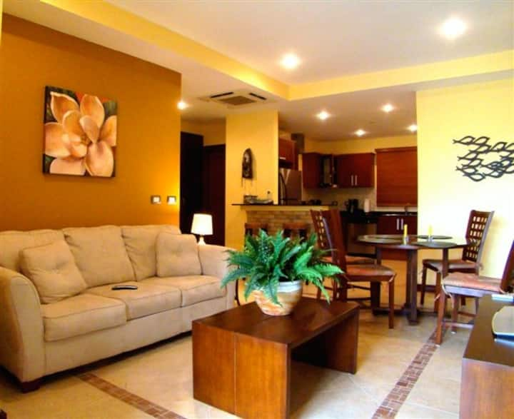 Modern Tamarindo 1 bedroom with great location