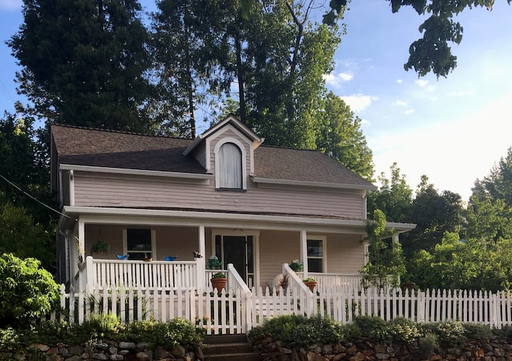 Downtown Victorian 3 Room Suite ~ Private Driveway