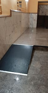 შესასვლელი კიბისათუ საფეხურების გარეშე